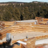 Timber Frame Raising 02