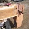 Hand Cut Timber Frame 02