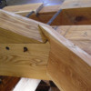 Hand Cut Timber Frame 04