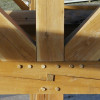 Hand Cut Timber Frame 06