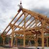Frame Raising Pine Bough 03
