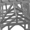 Timber Frame Shop Drawings Model