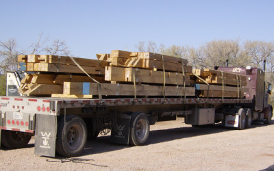 Timber Delivery 07