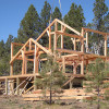 Langion Timber Frame Home | Telluride, Colorado | Wind River Timberframes