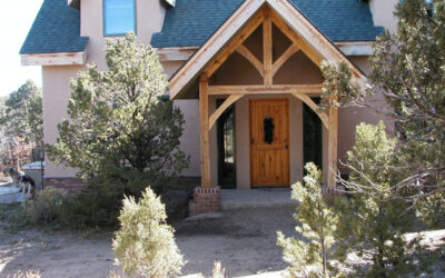 Custom Timber Frame Home
