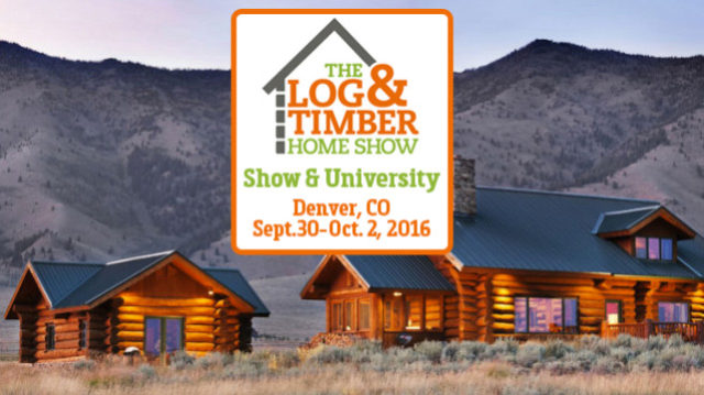 Denver Log and Timber Home Show