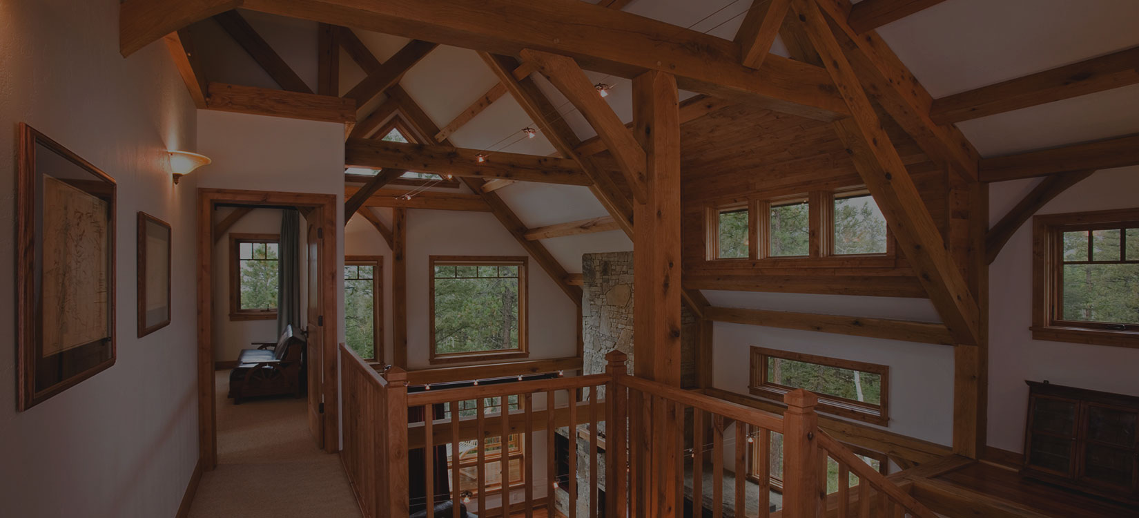 Wind river timberframes mancos colorado custom timber for Wind river custom homes