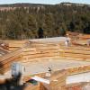 Timber Frame Raising 02
