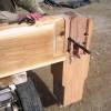 Hand Cut Timber Frame 02