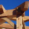 Hand Cut Timber Frame 05