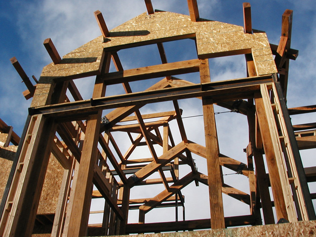 SIPs Wall Enclosure