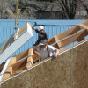 Structural Insulated Panels Roof Enclosure 02