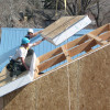 Structural Insulated Panels Roof Enclosure 03