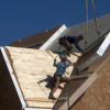 Structural Insulated Panels Roof Enclosure 06