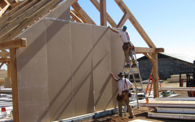 Structural Insulated Panels 01