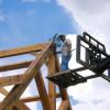 Frame Raising Pine Bough 05