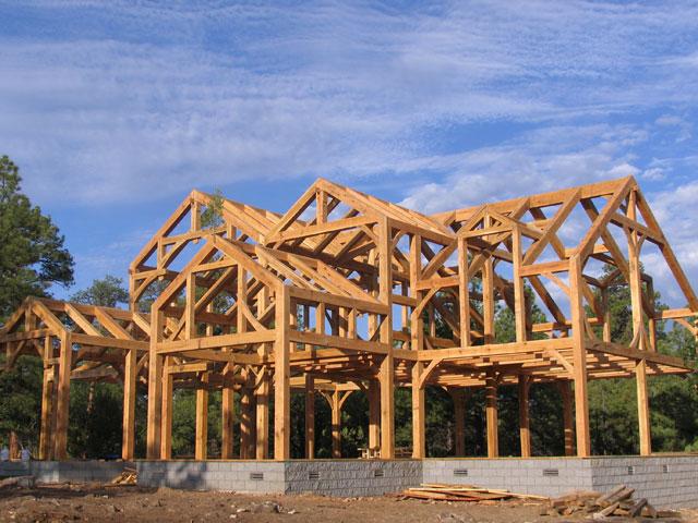 Not a Log Home