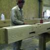 Hand Cut Timber Frame 04