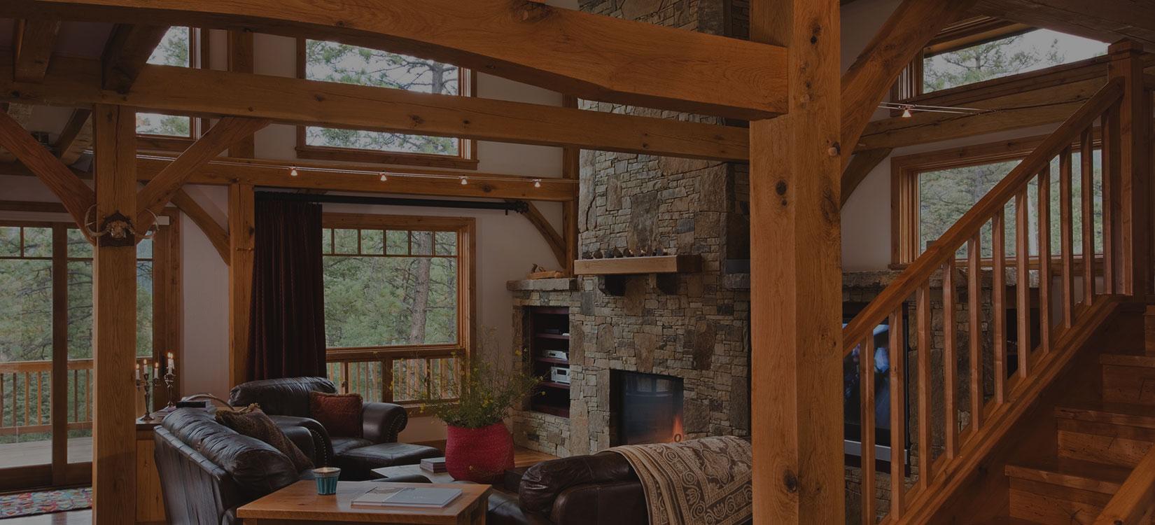Wind River Timberframes   Mancos, Colorado   Custom Timber Frame Homes